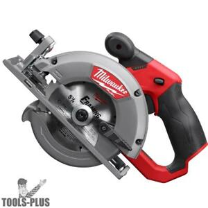 Milwaukee 2530 20 M12 Fuel 5 3 8 Circular Saw bare Tool New