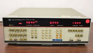 Hp 8015a 8165a 50 Mhz Pulse function Generator Opt 002