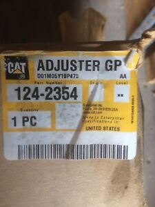Caterpillar 1242354 Adjuster G