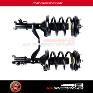For 2003 2011 Honda Element Front Complete Shocks Struts And Springs Assembly X2