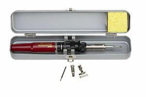 Master Appliance Butane Powered Ultratorch 3 in 1 Professional Soldering Iron