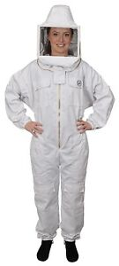 Humble Bee 412 xxl Polycotton Beekeeping Suit With Square Veil xx Large