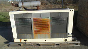 60kw Kohler Natural Gas Generator Set 1998 500 Hours