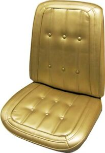 1967 Chevrolet Caprice Front Bucket Seat Covers Pui