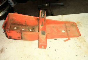 Allis Chalmers Wd Wd45 Tractor Ac Gas Tank Mounting Mount Bracket No Light Mount