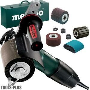 Metabo Se17 200rtset 10 0 Amp 900 2810 Rpm Burnisher Burnishing Kit New