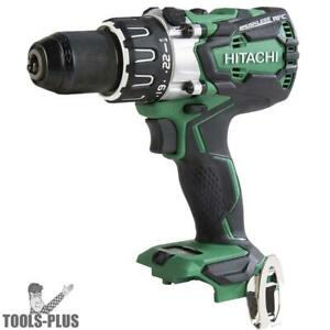 Hitachi Ds18dbl2p4 18v Lithium Ion Brushless Driver Drill tool Only New