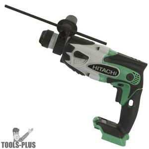 Hitachi Dh18dslp4 18 volt Lithium ion Sds plus Rotary Hammer tool Only New