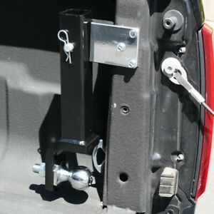 All Sales Mfg Hang A Hitch Ball Mount Storage Solution 2 Ball Mount Hitch Bar