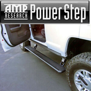 05 10 Hummer H3 H3t Amp Research Power Retracting Side Steps Running Boards