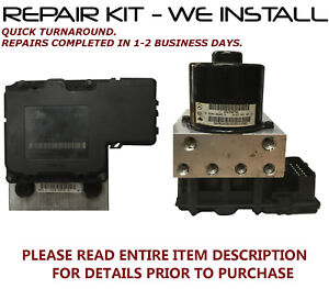 Repair Kit For 1998 2005 Mercedes Benz Ml320 430 55 500 Abs Pump Solenoid Pack