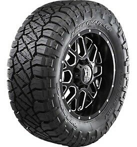 Nitto Ridge Grappler Lt285 75r18 E 10pr Bsw 4 Tires