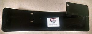 New Western Fisher Salt Spreader Fisher Deflector Plate P2022 Snow Plow