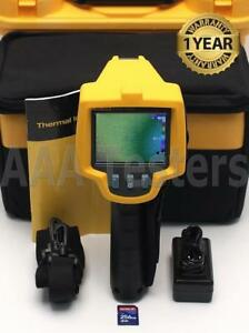 Fluke Tir 9hz 160 X 120 Infrared Thermal Imaging Camera Imager Ir Ti
