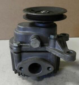 1968 Porsche 912 1 6l Rebuilt Oem Smog Air Pump With Pulley Supercharger Style