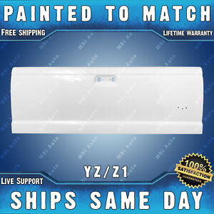 New Painted Yz Z1 White Steel Tailgate For 1993 2005 Ford Ranger