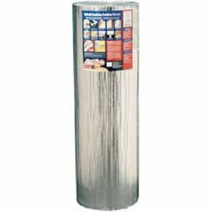 Reflectix Bp48050 48 inch by 50 feet Square Edge Bubble pack Insulation
