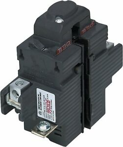 Ubip240 new Pushmatic P240 Replacement Two Pole 40 Amp Circuit Breaker