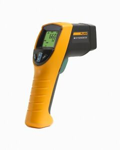 Fluke 561 Hvac Pro Infrared Thermometer 40 To 1022 Degree F Range
