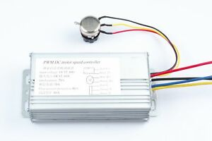 Knacro Dc Pwm Motor Speed Controller Dc 10 60v Industrial Grade High power 70a