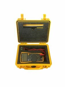 Protective Case For Fluke 115 117 Multimeters Pelican 1150 And Custom Foam
