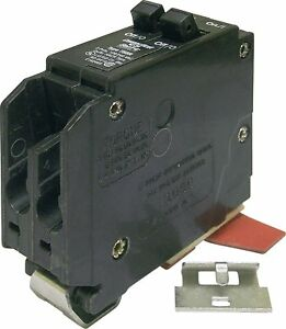 Connecticut Electric Vpkwb1515 Wadsworth Circuit Breaker Twin Pole 15 amp
