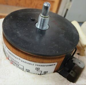 Superior Electric Type 10c Powerstat Variable Transformer