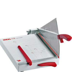 Mbm Ideal Kutrimmer 1135 13 3 4 Lever Style Paper Cutter