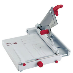 Mbm Ideal Kutrimmer 1038 14 3 4 Lever Style Paper Cutter