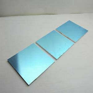 5 Thick 1 2 Precision Cast Aluminum Plate 7 125 x 7 25 Long Qty 3 Sku159156