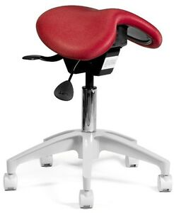 New Saddle Chair Dental Operator Stool 8084