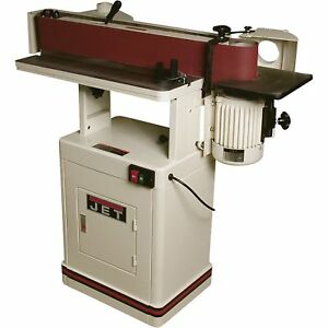 Jet Oscillating Belt Edge Sander 6in X 89in Model Oes 80cs