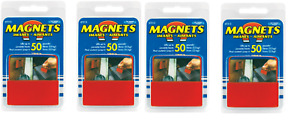 4 Pack Handle Magnet Single Partno 07213 By Master Magnetics