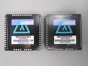 2 Lambda Sm2048s03 Isolated Module Dc dc Converter 1 Output 3 3v 5a New
