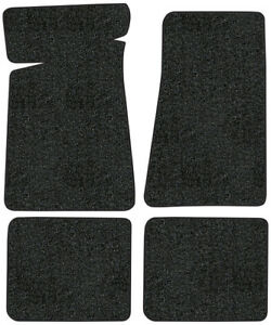 1982 1983 Oldsmobile Cutlass Cruiser Floor Mats 4pc Cutpile