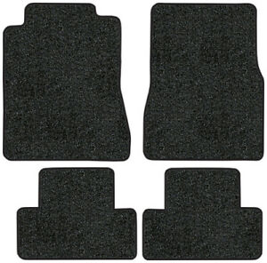 2005 2009 Ford Mustang Floor Mats 4pc Cutpile