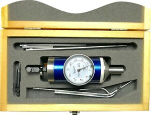 Igaging Co ax Coaxial Centering Test Dial Indicator Complete Set