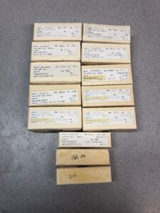 Large Lot Of New Dale Cmf 60 Cmf 55 Resistors