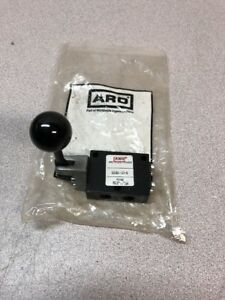 New Aro Ingersoll rand 5030 10 g 3 way Manual Air Control Valve