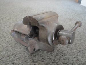 Machinist Tool Vintage Baby Bullet Bench Vise 1 3 4 Jewelers 3b