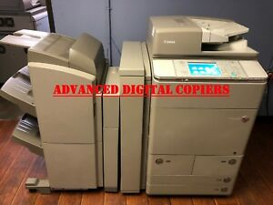 Canon Irc7260 C7260 Color Copier Printer 60 Page Per Minute Low Meter