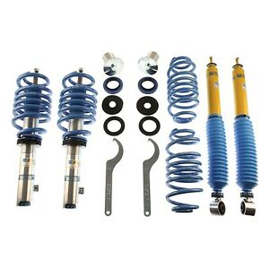 Bilstein B16 Pss10 Performance Coilover Kit For 2010 2015 Audi A5 A5 Quattro