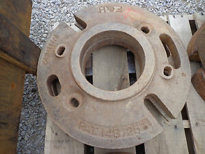 John Deere Allis Chamblers Farmall F h Wheel Weights Wno162 Set