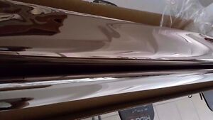 Bronze Silver Commercial And Residential Sputtered Window Film 60in X 100ft 3