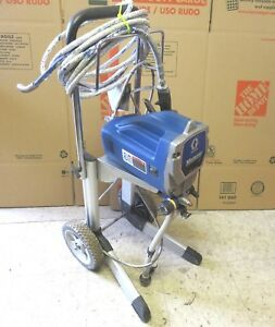 Graco Magnum X7 Electric Airless Paint Sprayer 262805 W Hose And Gun
