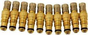 10 Tractor Air Water Tire Valve Stems Core Housing Ch3