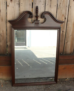 Ethan Allen Georgian Court Mirror
