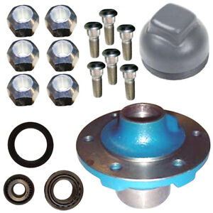 86511582 Ford New Holland Tractor New Front Hub Kit Cbpn1200c 601 701 801 901
