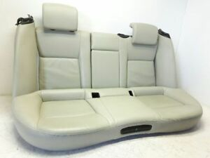 05 06 07 08 09 10 11 Saab 9 3 2 0 Rear Seats Assembly Gray Leather Oem