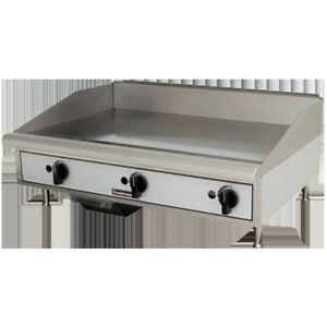 Griddle Flat Top Grill Gas 36 Manual Toastmaster Tmgm36